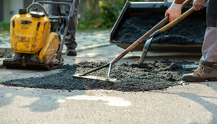 houston asphalt repair